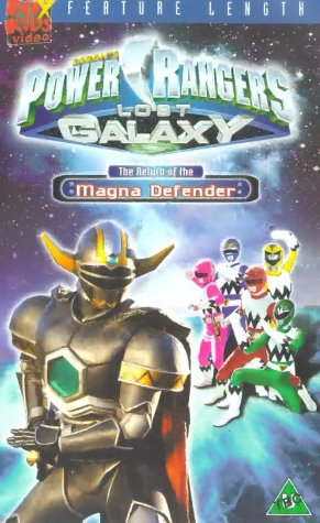 The Return Of The Magna Defender