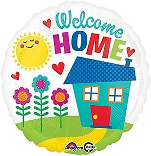 Amscan 3368601 Welcome Home Foil Balloon