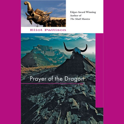 Prayer of the Dragon audiobook cover art