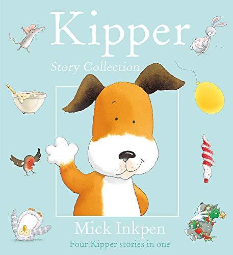"""Kipper: Kipper Story Collection: """"Kipper"""", """"Kipper's Birthday"""", """"Kipper's Toybox"""", """"Kipper's Snowy Day"""""""