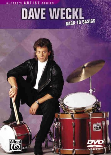 Dave Weckl -- Back to Basics: An Encyclopedia of Drumming Techniques (DVD)