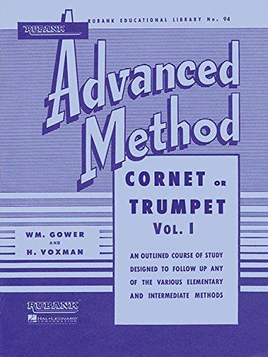 top 10 rubank intermediate cornet or trumpet Advanced Planner Method – Cornet or Trumpet, Vol.  1 (Rubanks Education Library)