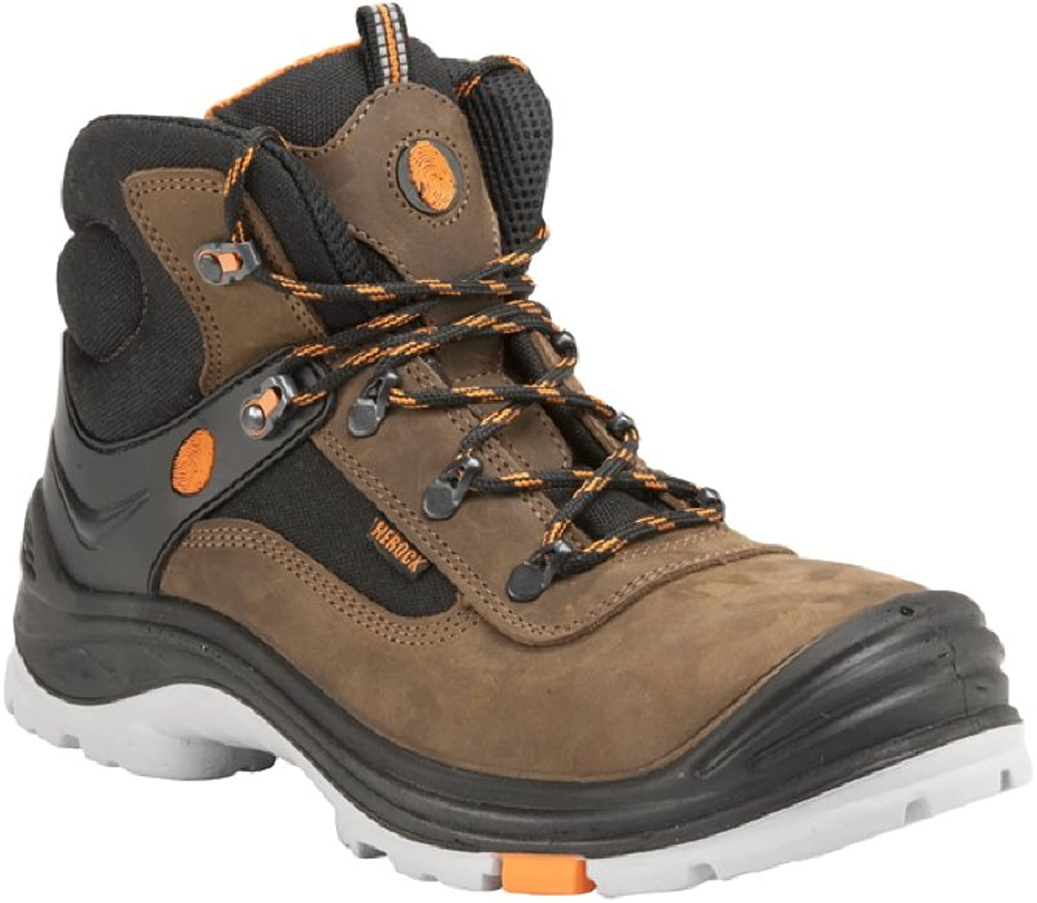 Magnus High Compo S3 shoes - Rising Safety shoes Soul Rebel Footwear