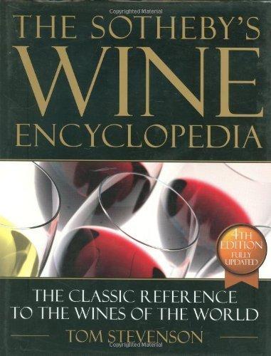 Sotheby's Wine Encyclopedia Hardcover – September 19, 2005