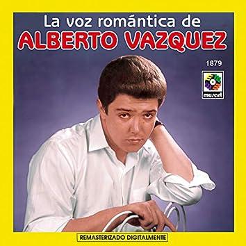 La Voz Romántica de Alberto Vazquez