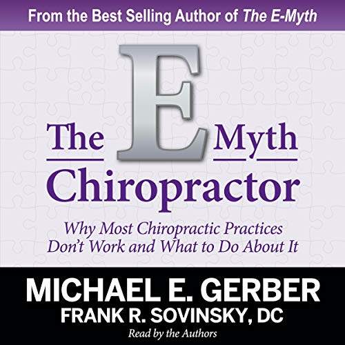 The E-Myth Chiropractor cover art