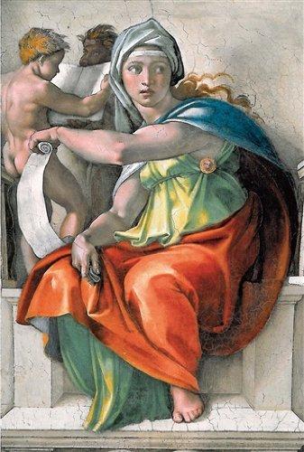 Clementoni 39100–Delpische Sibylle 1000Pieces