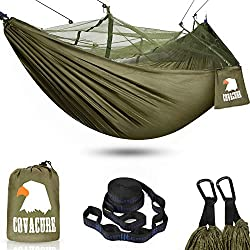 best ultralight hammock with mosquito net