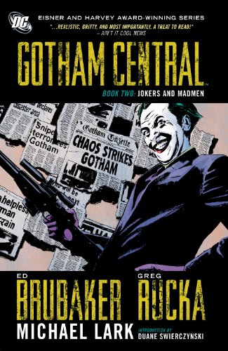 Gotham Central: Book 2: Jokers and Madmen (English Edition)