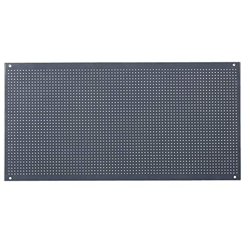 Clas Ohlson Metal Peg Board, Tool Board, Mounting Tool Organiser for Shed...