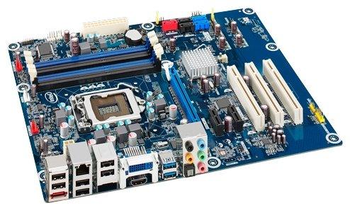 Placa base de sobremesa Intel Media Series ATX DH67CL