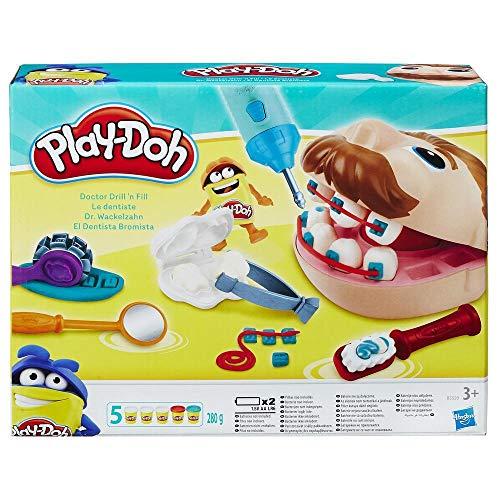Play Doh - Dentista Bromista (Hasbro 37366148)