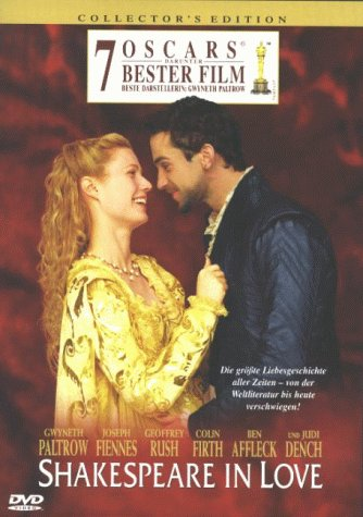 Shakespeare in Love (Collector's Edition)