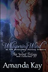Whispering Wind: An F/F Paranormal Fantasy Romance (The Wind Trilogy: Leona's Story) Paperback