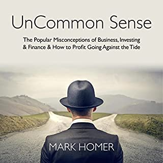 UnCommon Sense cover art