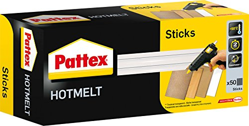 Pattex 113913 - Pegamento termofusible