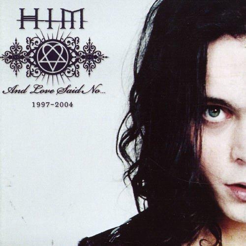 Love Said No: Greatest Hits 1997-2004 (Bonus Dvd)