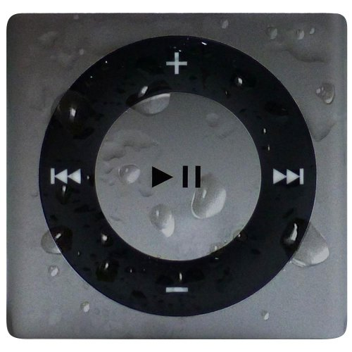 Underwater Audio - iPod Shuffle Impermeable y Sumergible (Waterproof iPod) Gris Espacial