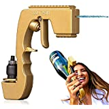 タンクウェル ワインシャンパングラブ2021新しいシャンパン銃、ワインガンブラスターシャンパン銃シューティングゲームワインディスペンサーの瓶ビールイジェクト給油ナイトクラブバーツール