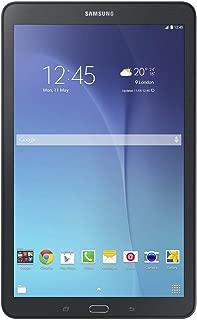 Samsung Galaxy E SM-T561NZKAINS Tablet (9.6 inch, 8GB, Wi-Fi+3G+Voice Calling), Metallic Black
