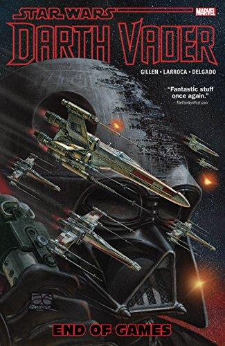 Star Wars: Darth Vader Vol. 4: End of Games (Darth Vader (2015-2016)) (English Edition)