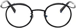 Angry Deer Retro Unisex Small Round Eyeglasses