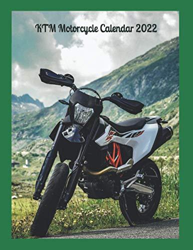 KTM Motorcycle Calendar 2022