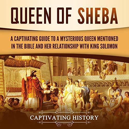 Queen of Sheba cover art