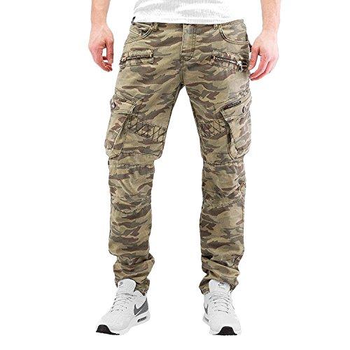 Cipo&Baxx Herren Herren Jeans Hose