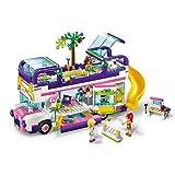 LEGO 41395 - Freundschaftsbus, Friends, Bauset