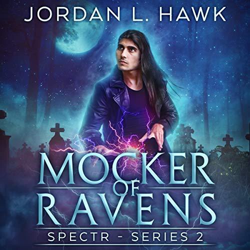 Mocker of Ravens audiobook cover art