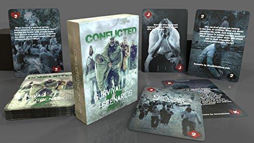 Conflicted: The Survival Card Game Deck 2 Survival Scenarios
