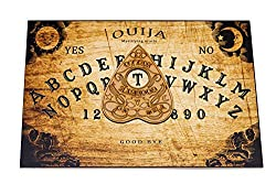 top 10 ouija boards Wicca Star Wija board game for Spirit Hunt.Tablet and detailed steps