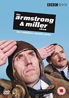 The Armstrong & Miller Show - The Complete Second Series