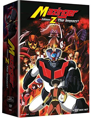 Mazinger Edition Z - The Impact! (6 Dvd) (Box Set) (6 DVD)
