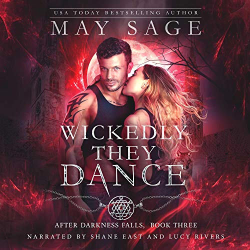 Couverture de Wickedly They Dance (A Vampire and Werewolf Romance Stand-alone)