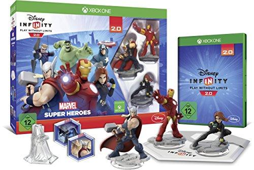 Disney Infinity 2.0: Marvel Super Heroes Starter-Set - [Xbox One]