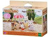 Sylvanian Families 4610 Popcornwagen, Puppenzubehör, Mehrfarbig