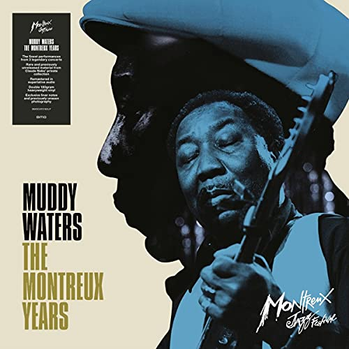 Muddy Waters:the Montreux Years [Vinyl LP]