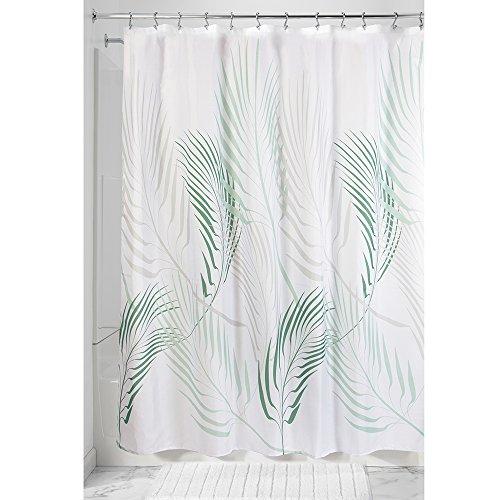 cortinas estampadas hojas