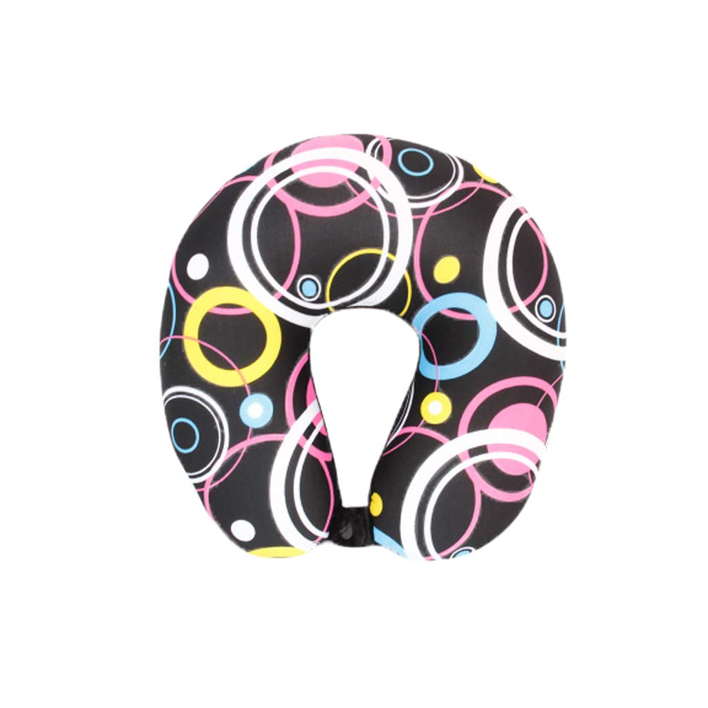 Travel Pillow U-Shaped Pillow Travel Protection Cervical Health Pillow Travel Pillows HUYP