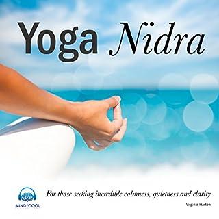 Yoga Nidra audiobook cover art