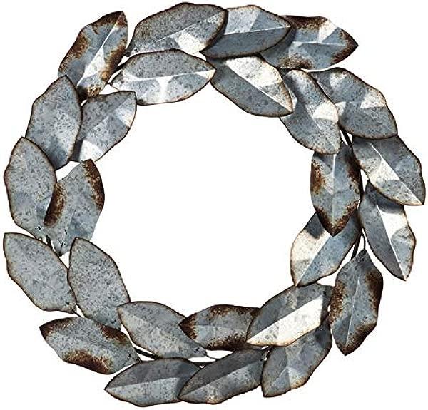 Cape Craftsmen Metal Leaf Wreath