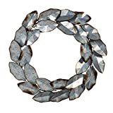 Cape Craftsmen Metal Leaf Wreath