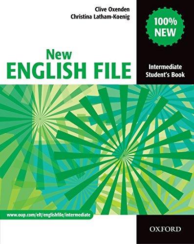 New English file. Intermediate. Student's book. Per le Scuole superiori: Six-level general English course for adults