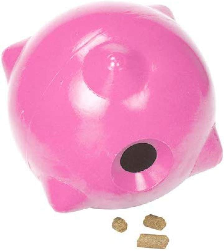 Stubbs Horsey Ball Pink One Size