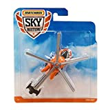 MATCHBOX ON A MISSION SERIES SKYBUSTERS AIR BLADE DIE-CAST HELICOPTER, MATCHBOX AIRBLADE