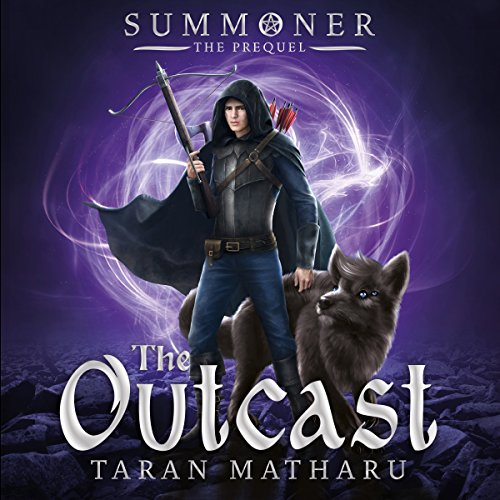 The Outcast     Summoner, Book 4              By:                                                                                                                                 Taran Matharu                               Narrated by:                                                                                                                                 Dominic Thorburn                      Length: 9 hrs and 16 mins     31 ratings     Overall 4.8