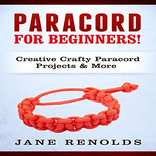 Paracord for Beginners audiobook cover art