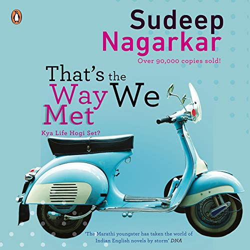 That's the Way We Met audiobook cover art